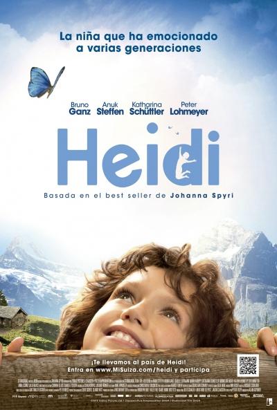 Heidi  Drama / 2015 / Alemania / 110 minutos