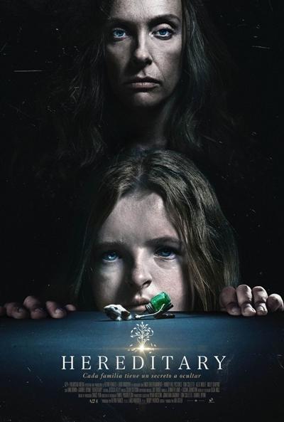 Hereditary  Terror / 2018 / EE.UU / 126 minutos