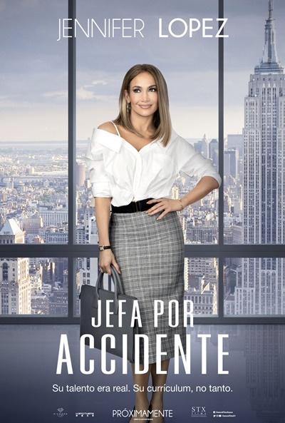 Jefa por accidente  Comedia / 2019 / EE.UU / 103 minutos