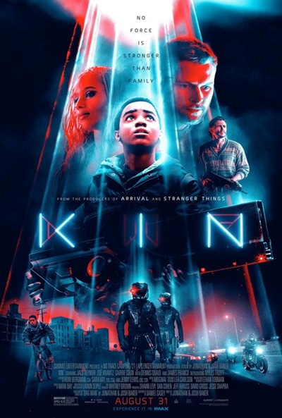 Kin  Ciencia-ficción / 2018 / EE.UU / 102 minutos