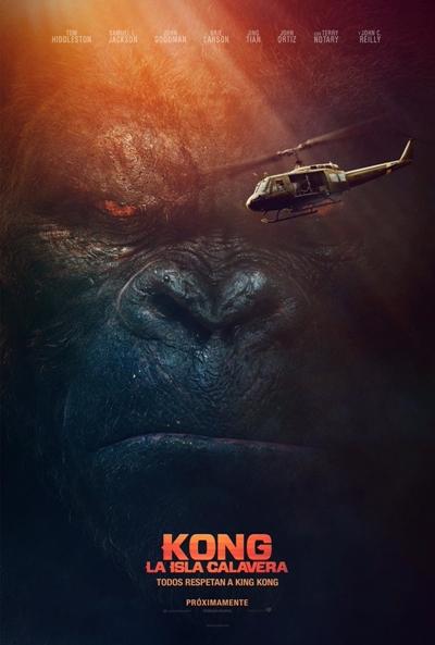 Kong: La isla calavera  Fantástica / 2017 / EE.UU /