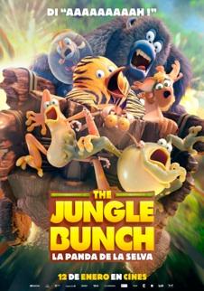 La panda de la selva  Animación / 217 / Francia / 97 minutos