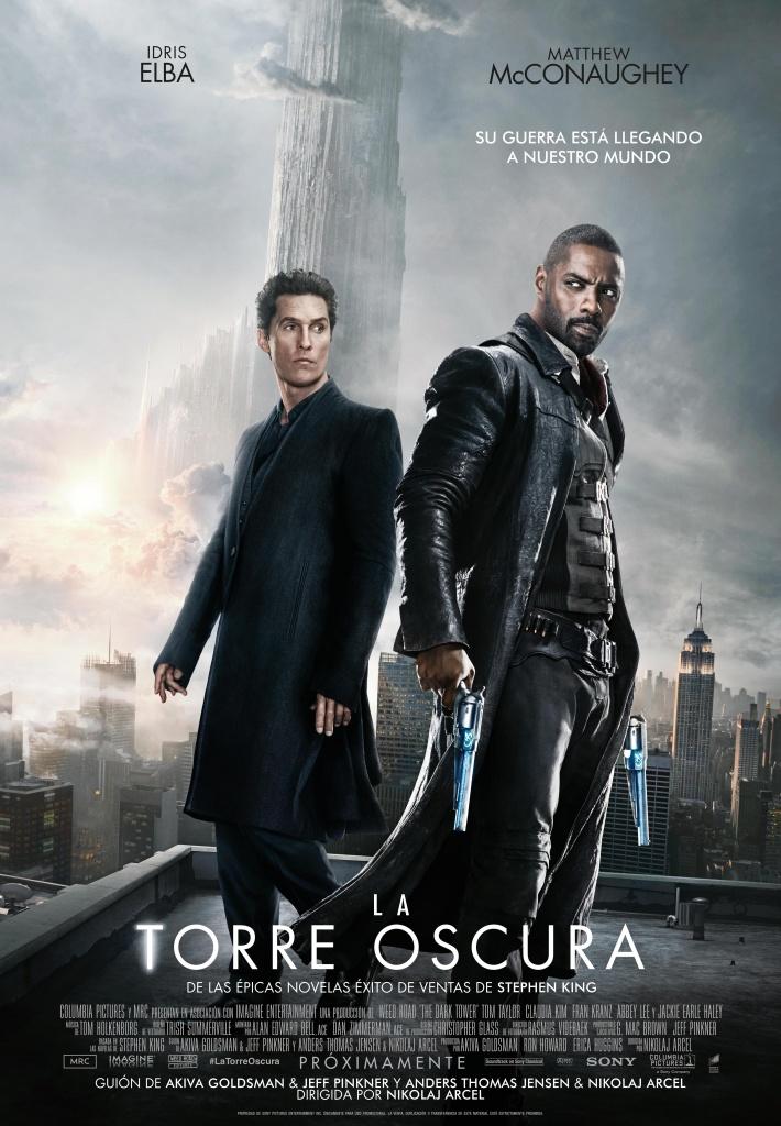 La Torre Oscura  Fantástica / 2017 / EE.UU / 95 minutos