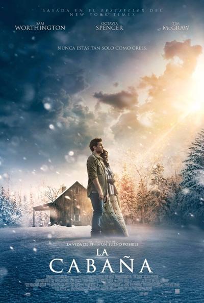 La cabaña  Drama / 2017 / EE.UU / 132 minutos