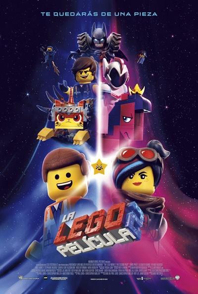La LEGO película 2  Animación / 2019 /