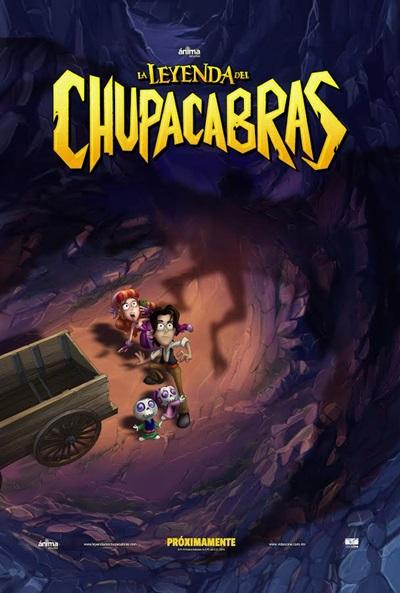 La leyenda del Chupacabras  Animación / 2016 / 81 minutos