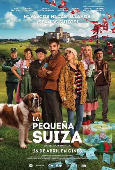 La pequeña Suiza  Comedia / 2019 / España / 86 minutos