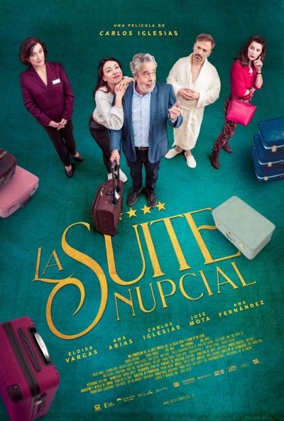 La suite nupcial  Comedia / 2020 / España / 92 minutos