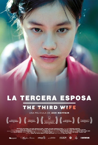 La tercera esposa  Drama / 2018 / Vietnam / 91 minutos