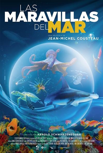 Las maravillas del mar  Documental / 2018 / Reino Unido / 82 minutos