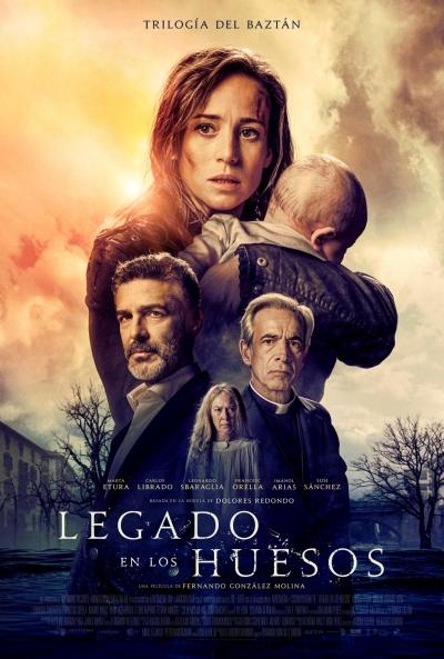 Legado en los huesos  Intriga / Thriller / 2019 / España / 119 minutos