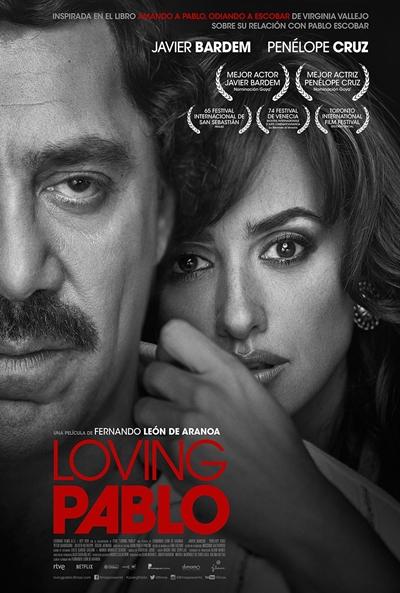 Loving Pablo  Drama / 2018 / España / 123 minutos