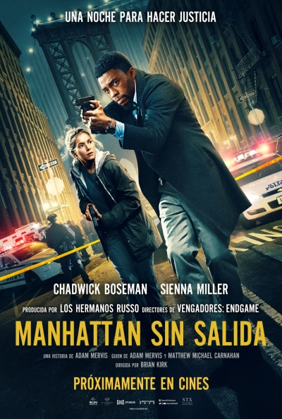 Manhattan sin salida  Thriller / 2020 / EE.UU / 99 minutos