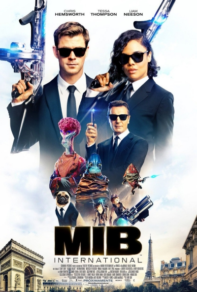Men in Black International  Ciencia-ficción / 2019 / EE.UU /