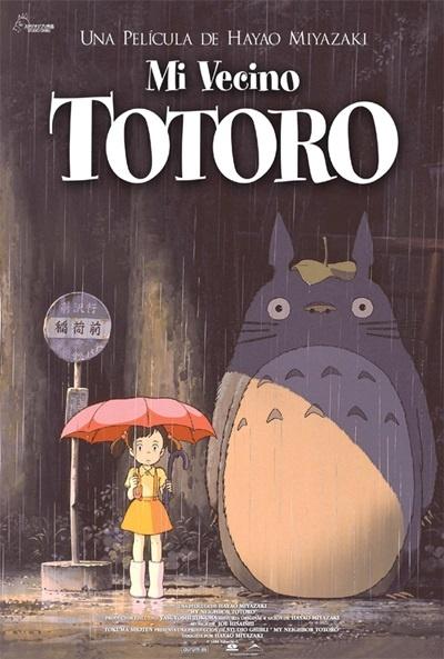 Mi vecino Totoro  Animación / 2018 / Japón / 86 minutos