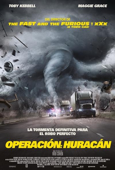 Operación: Huracán  2018 / EE.UU / 100 minutos