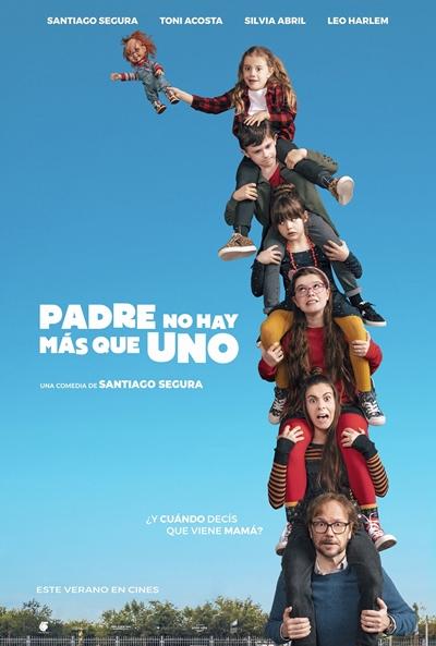 Padre no hay más que uno  Comedia / 2019 / España / 95 minutos