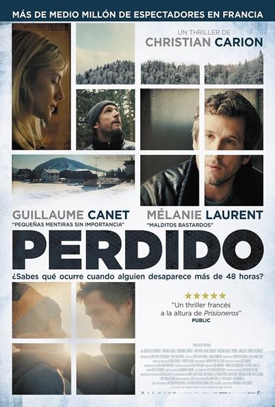 Perdido  Drama / 2018 / Francia / 85 minutos
