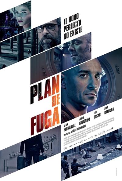 Plan de fuga  Thriller / 2017 / España / 105 minutos