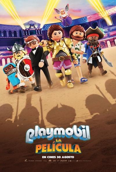 Playmobil: La película  Animación / 2019 / 110 minutos