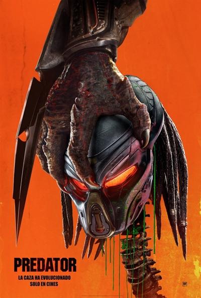Predator  Acción / 2018 / EE.UU /