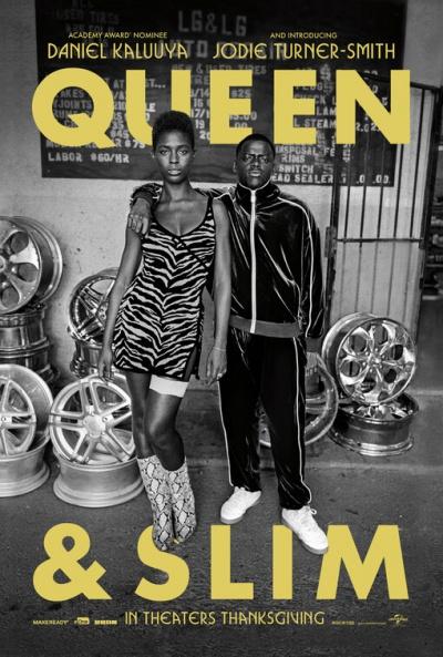 Queen & Slim  Drama / 2020 / EE.UU / 131 minutos