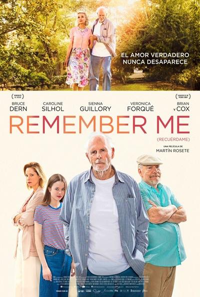 Remember Me (Recuérdame)  Drama / 2019 / EE.UU / 88 minutosPara todos los públicos