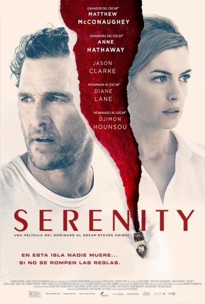 Serenity  Thriller / 2019 / EE.UU / 106 minutos