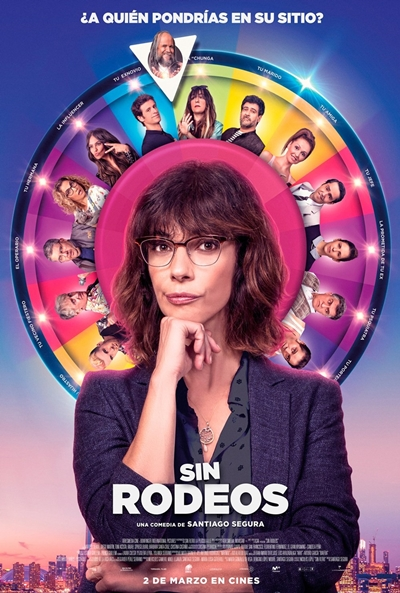 Sin rodeos  Comedia / 2018 / España / 87 minutos
