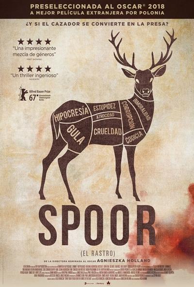 Spoor (El rastro) Drama / 2017 / Polonia / 128 minutos