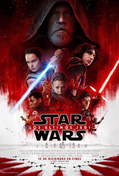 Star Wars: Los últimos Jedi. Espisodio VIII  Ciencia-ficción / 2017 /