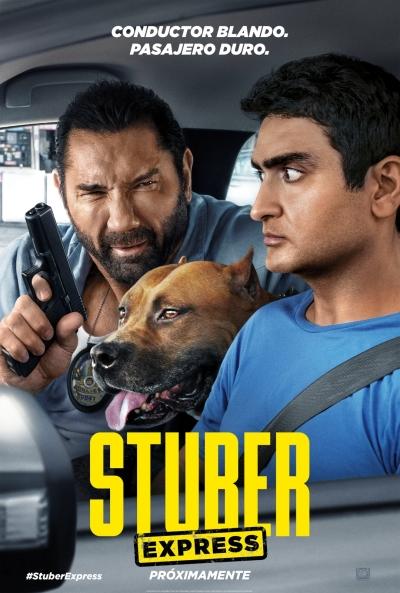 Stuber Express  Comedia / 2019 / 93 minutos