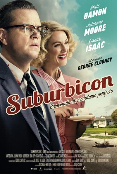 Suburbicon  2017 / EE.UU / 105 minutos