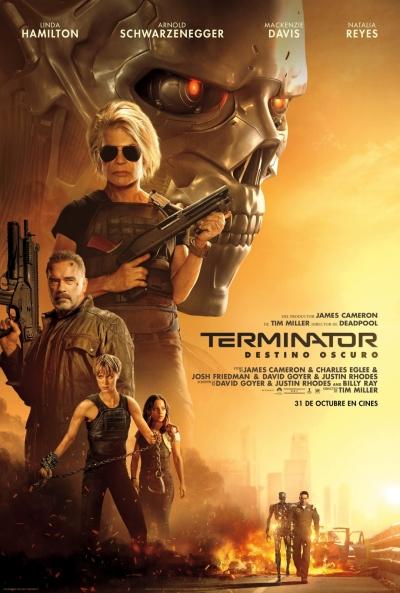 Terminator: Destino oscuro  Ciencia-ficción / 2019 / EE.UU /
