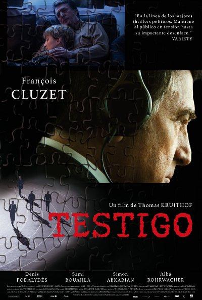Testigo  Thriller / 2016 / Francia / 88 minutos