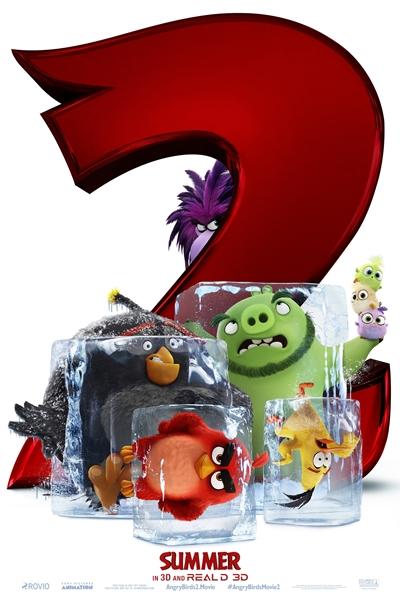 The Angry Birds 2 La película  Animación / 2019 / EE.UU /