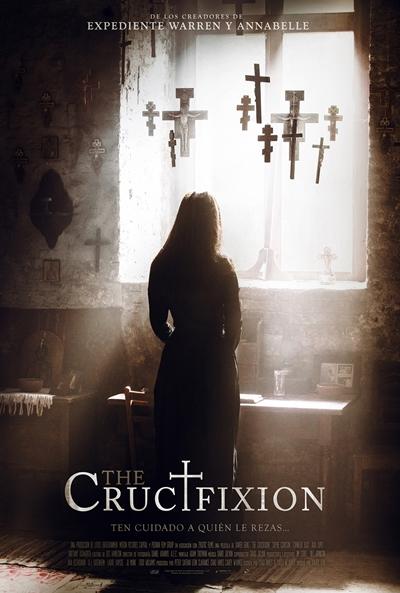 The Crucifixion  Terror / 2017 / Reino Unido / 90 minutos