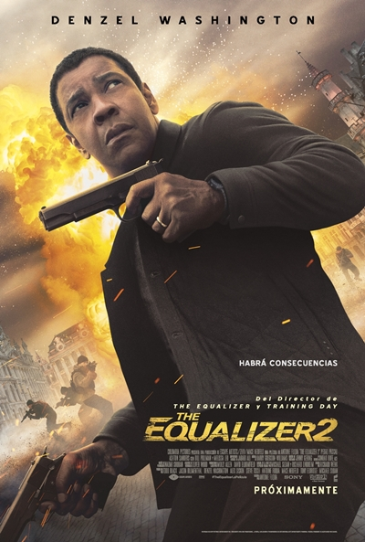 The Equalizer 2  Acción / 2018 / EE.UU /