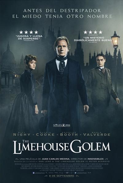 The Limehouse Golem  Terror / 2016 / Reino Unido / 105 minutos