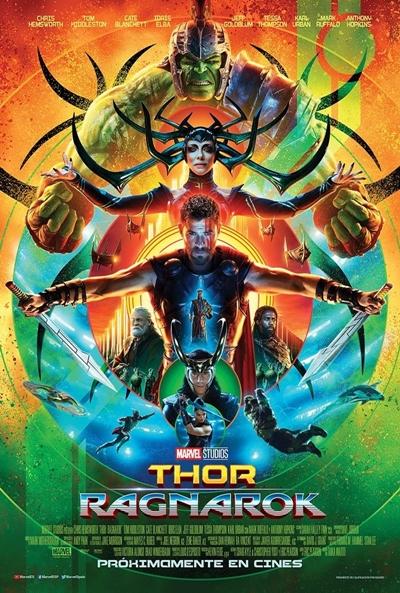 Thor: Ragnarok  Fantástica / 2017 / EE.UU /