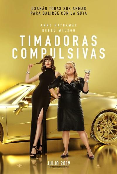 Timadoras compulsivas  Comedia / 2019 / EE.UU /