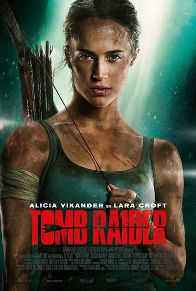 Tomb Raider  Aventuras / 2018 / EE.UU / 118 minutos