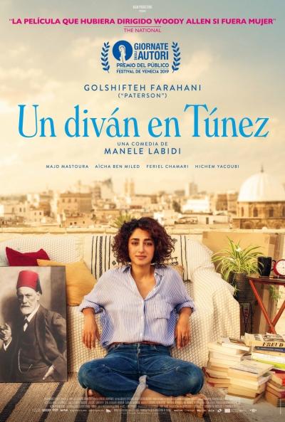 Un diván en Túnez  2020 / Francia / 87 minutos