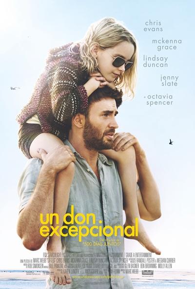 Un don excepcional  Drama / 2017 / EE.UU / 101 minutos