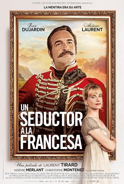 Un seductor a la francesa  Comedia / 2018 / Francia / 90 minutos