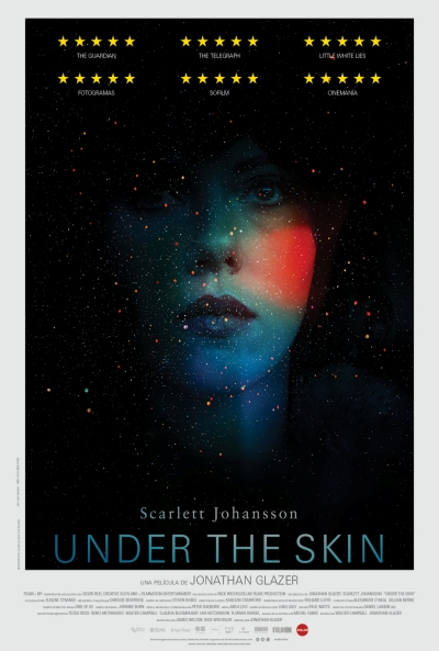 Under the Skin  Ciencia-ficción / Thriller / 2020 / Reino Unido / 118 minutos