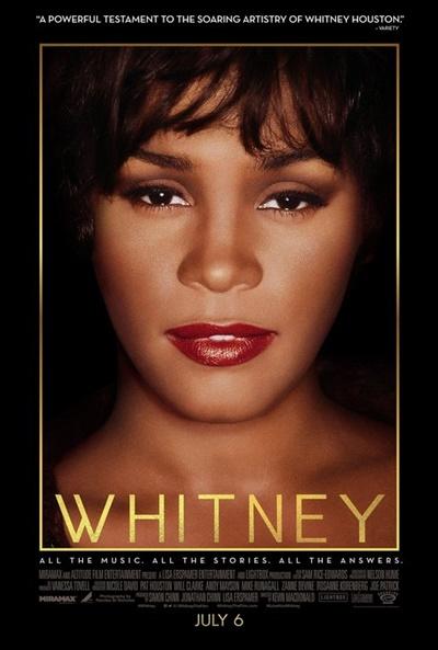 Whitney  Documental / 2018 / Reino Unido / 120 minutos