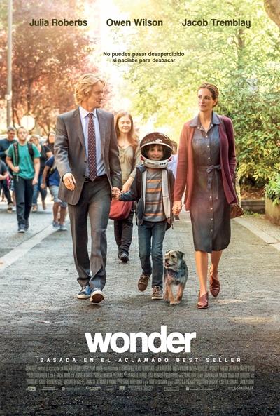 Wonder  Drama / 2017 / EE.UU / 113 minutos