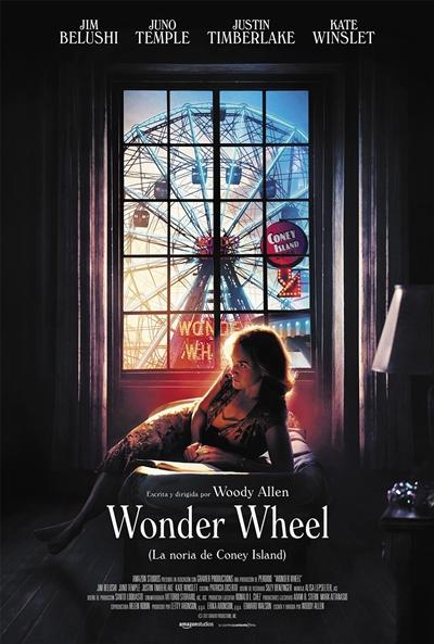 Wonder Wheel  Drama / 2017 / EE.UU / 101 minutos