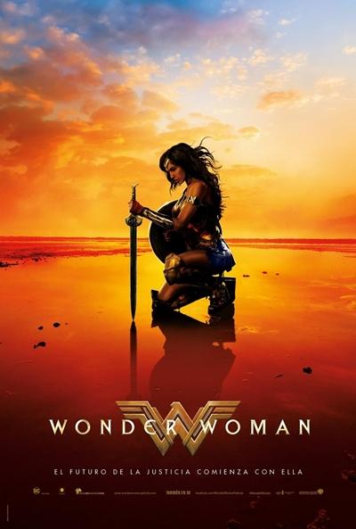 Wonder Woman  Ciencia-ficción / 2017 / EE.UU / 141 minutos